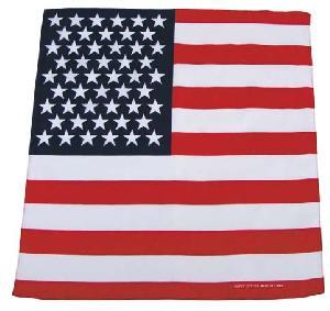 Bandana Steag America
