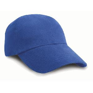 Sapca Result Low Profile, albastra