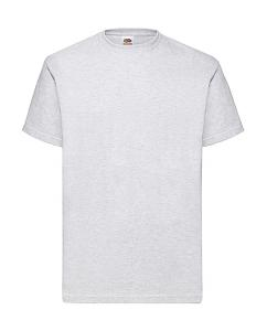 Tricou Fruit of the Loom, Valueweight ash