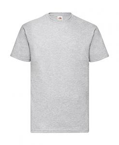 Tricou Fruit of the Loom, Valueweight heather