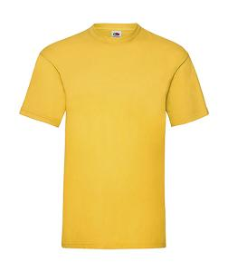 Tricou Fruit of the Loom, Valueweight sunflower