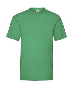 Tricou Fruit of the Loom, Valueweight verde kelly