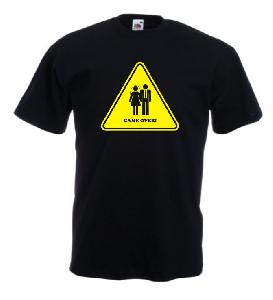 Tricou imprimat Game Over