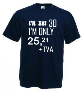 Tricou imprimat TVA