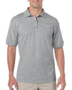 Tricou Jersey Polo Barbati, Gildan DryBlend