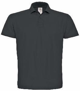 Tricou Polo B&C ID.001 anthracite
