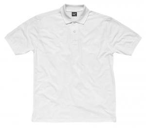 Tricou Polo SG alb