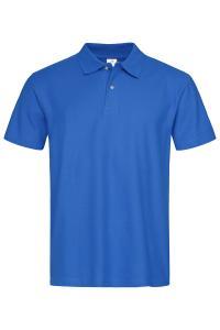Tricou polo Stedman albastru