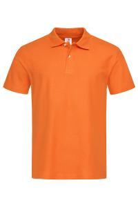Tricou polo Stedman portocaliu
