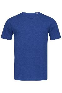 Tricou Stedman Shawn Slub, albastru