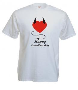 Tricou Unisex imprimat Valentines Day